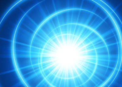 Image illustrating twisted light