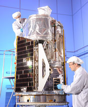 NuSTAR high-energy X-ray telescope