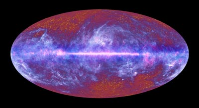 The microwave sky as seen by the Planck mission