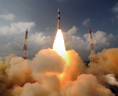 India's Mangalyaan Mars craft