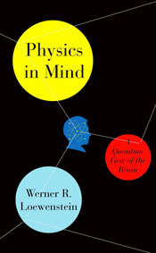 "Cover of the book ""Physics in Mind"""