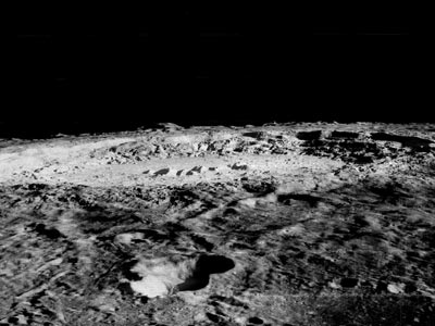 Image of the Copernicus crater