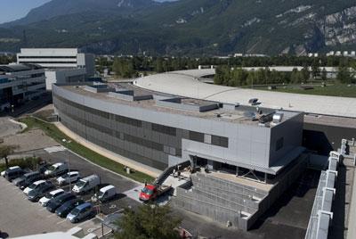 The European Synchrotron Radiation Facility