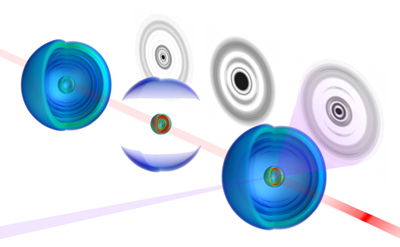 Simulations of Rydberg atoms